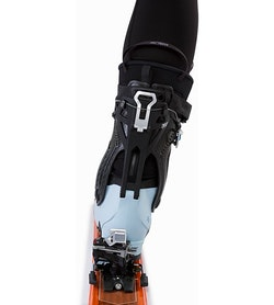 Procline AR Carbon Boot Women's Black Pretikor Lateral Rotation