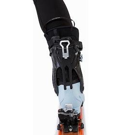 Procline AR Carbon Boot Women's Black Pretikor Medial Rotation