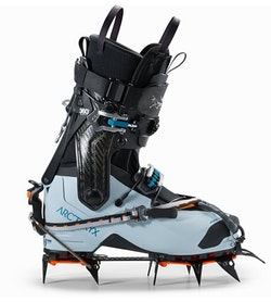 Procline AR Carbon Boot Women's Black With Crampons