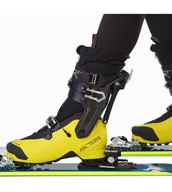 Procline Carbon Boot Black Liken 360 Rotation Cuff