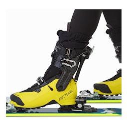 Procline Carbon Boot Black Liken 360 Rotation Cuff