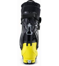 Procline Carbon Boot Black Liken Back View