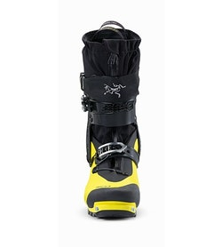 Procline Carbon Boot Black Liken Front View