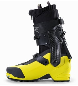 Procline Carbon Boot Black Liken Internal Side View