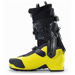Procline Carbon Boot Black Liken Internal Side View