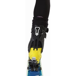 Procline Carbon Boot Black Liken Lateral Rotation