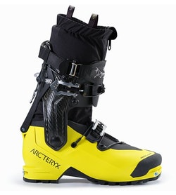 Procline Carbon Boot Black Liken Side View