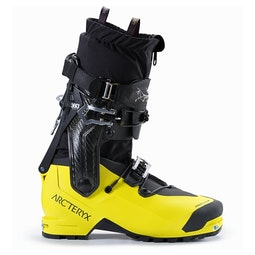 Procline Carbon Boot Black Liken Side View