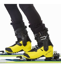 Procline Carbon Boot Black Liken Ski Mode
