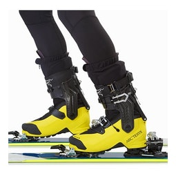 Procline Carbon Boot Black Liken Ski Mode