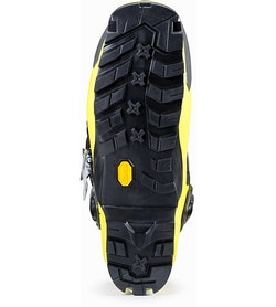 Procline Carbon Boot Black Liken Sole