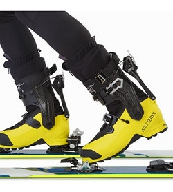 Procline Carbon Boot Black Liken Walk Mode