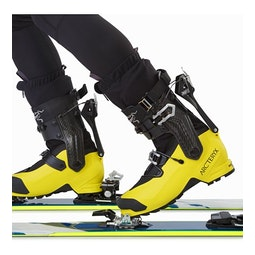 Procline Carbon Boot Black Liken Walk Mode
