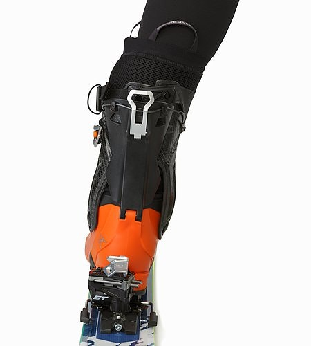 Procline Carbon Lite Boot Cayenne Medial Rotation