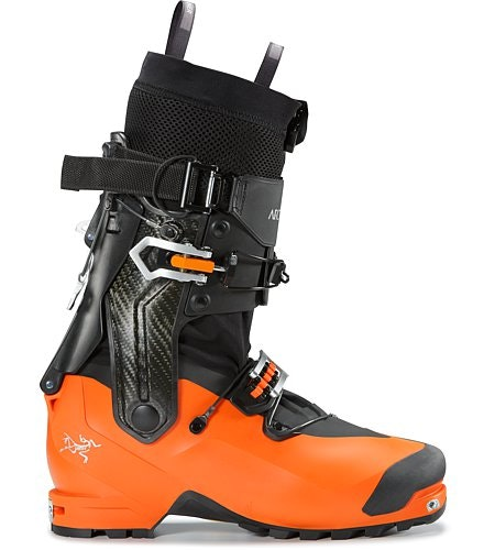 Procline Carbon Lite Boot Cayenne Side View
