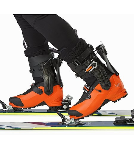 Procline Carbon Lite Boot Cayenne Walk Mode