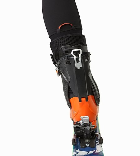 Procline Carbon Support Boot Cayenne lateral Rotation