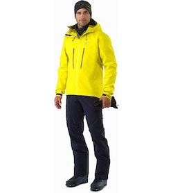 Procline Comp Jacket Lichen Front View