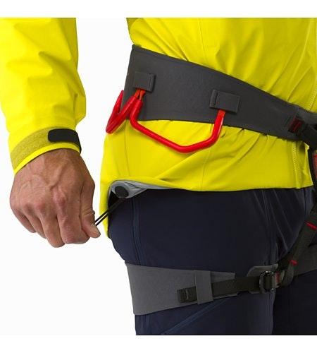 Procline Comp Jacket Lichen Hemlock