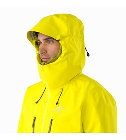 Procline Comp Jacket Lichen Hood Up