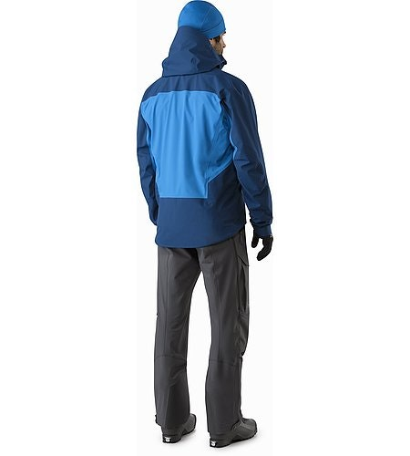 Procline Comp Jacket Triton Back View