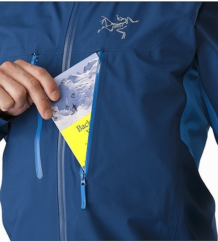 Procline Comp Jacket Triton Chest Pocket