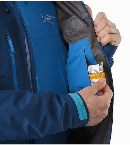 Procline Comp Jacket Triton Internal Pocket