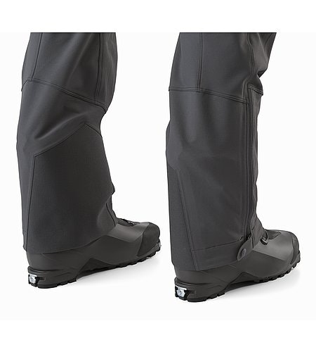 Procline FL Pant Pilot Lower Leg Zipper Closed