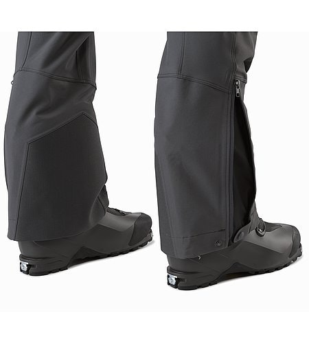 Procline FL Pant Pilot Lower Leg Zipper Open