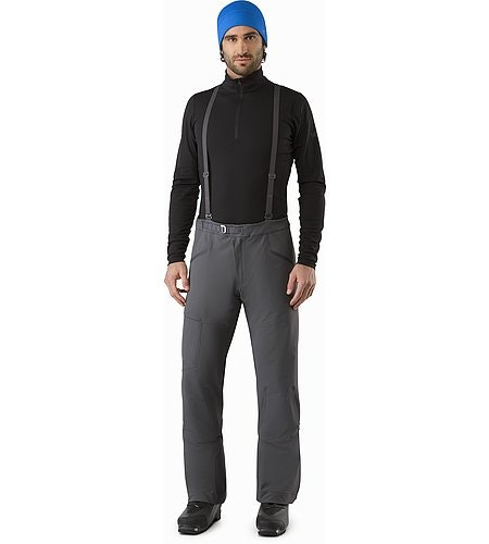 Procline FL Pant Smoke Front View