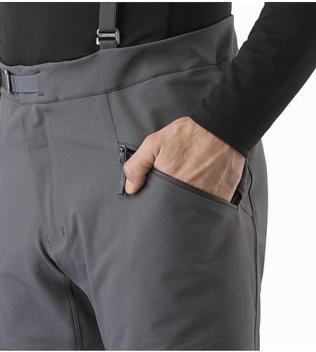 Procline FL Pant Smoke Hand Pocket