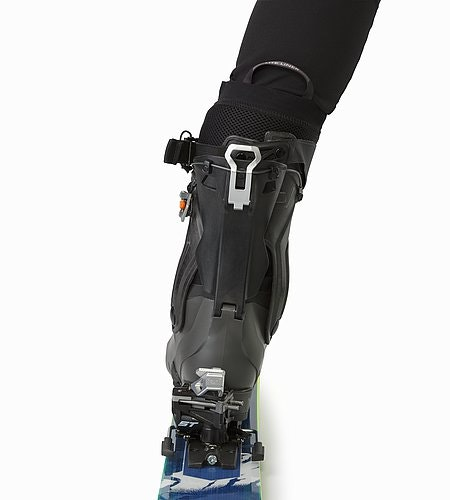 Procline Lite Boot Graphite Medial Rotation