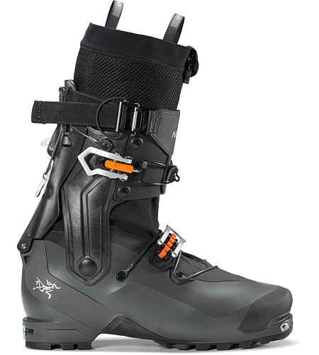 Procline Lite Boot Graphite Side View