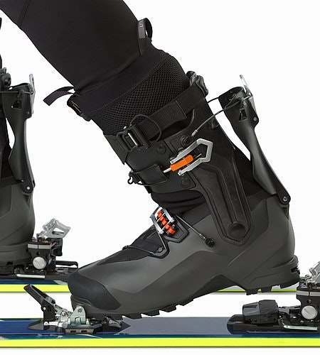 Procline Lite Boot Graphite Walk Mode detail
