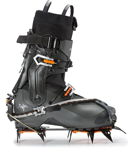Procline Lite Boot Graphite With Crampons