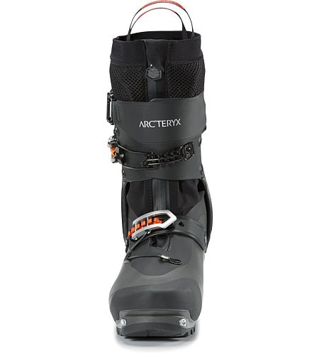 Procline Support Boot Graphite Front View