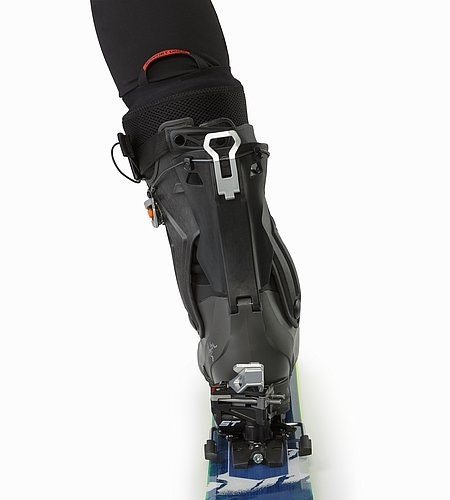Procline Support Boot Graphite Lateral Rotation