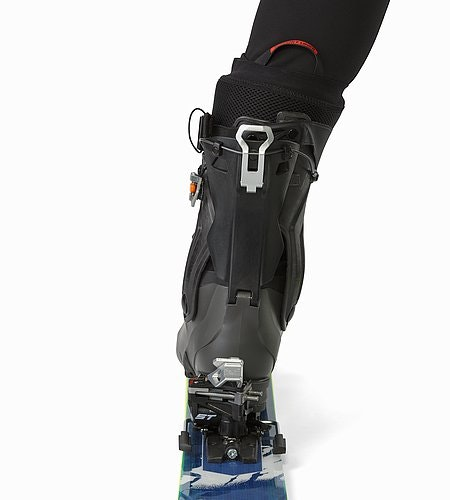 Procline Support Boot Graphite Medial Rotation