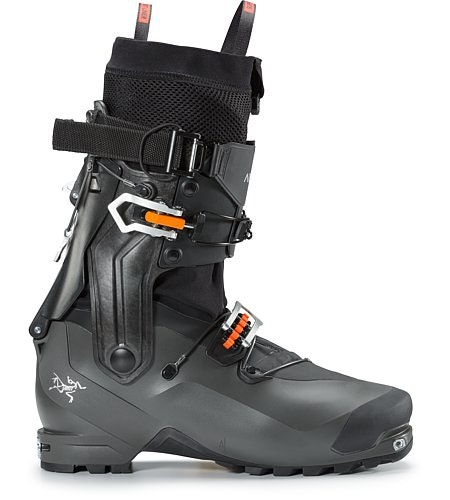 Procline Support Boot Graphite Side Ciew