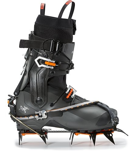 Procline Support Boot Graphite With Crampons