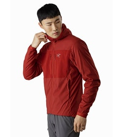 Proton FL Hoody Infrared Outfit