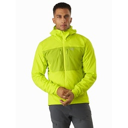 Proton FL Hoody Pulse Front View
