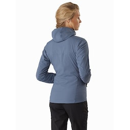 Proton FL Hoody Women's Stratosphere Back View