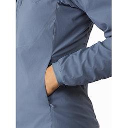 Proton FL Hoody Women's Stratosphere Hand Pocket