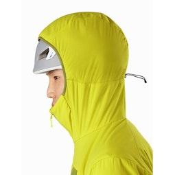 Proton LT Hoody Glade Helmet Compatible Hood