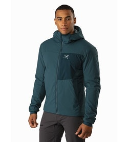 Proton LT Hoody Labyrinth Front