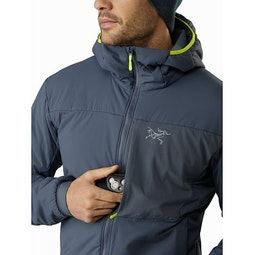 Proton LT Hoody Neptune Chest Pocket