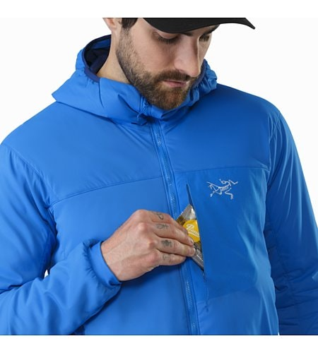 Proton LT Hoody Rigel Chest Pocket