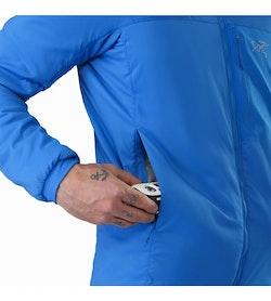 Proton LT Hoody Rigel Hand Pocket