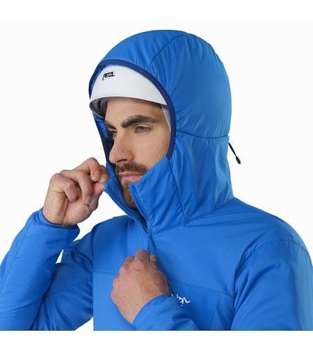 Proton LT Hoody Rigel Helmet Compatible Hood